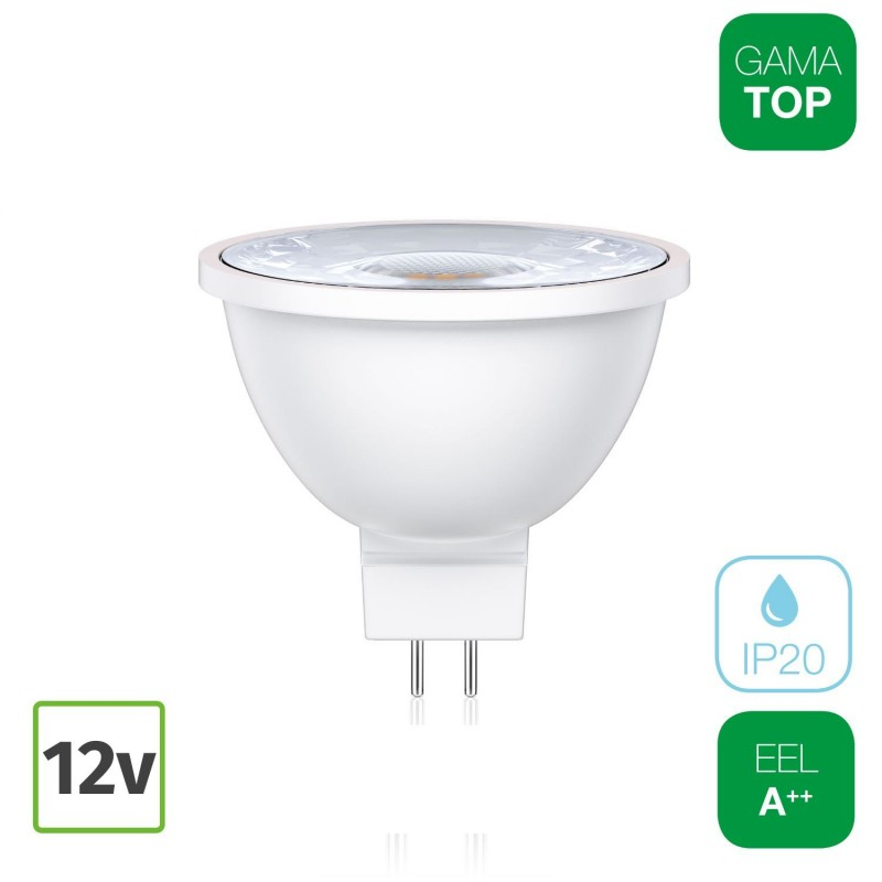 Bombilla LED MR16 7,5W GU5.3