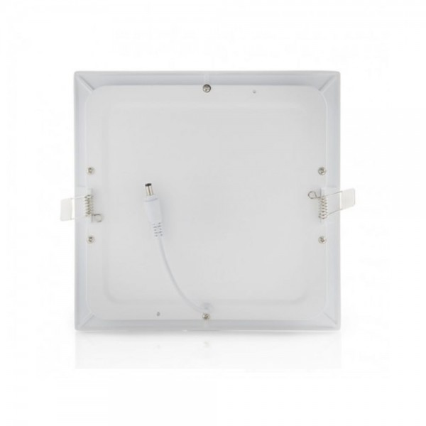 Downlight LED 13W Cuadrado Blanco