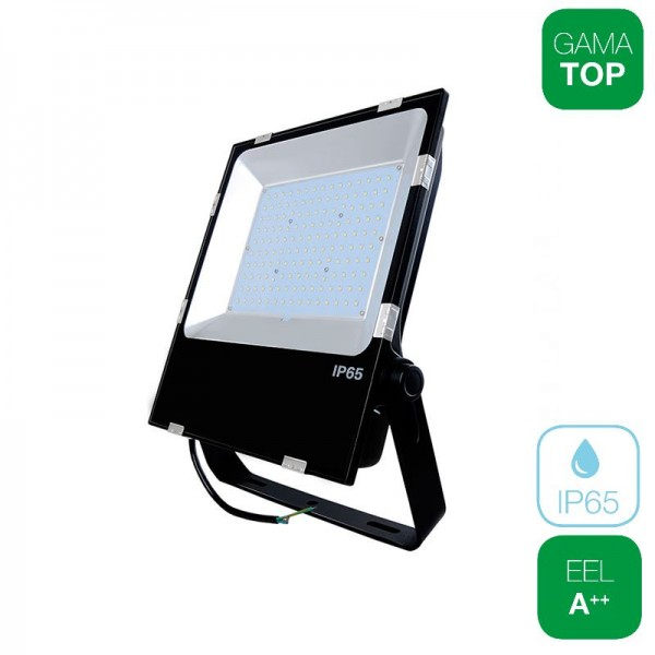 Proyector LED 100W Top Slim
